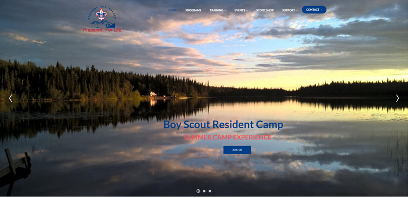 Alaska Boyscouts Fairbanks
