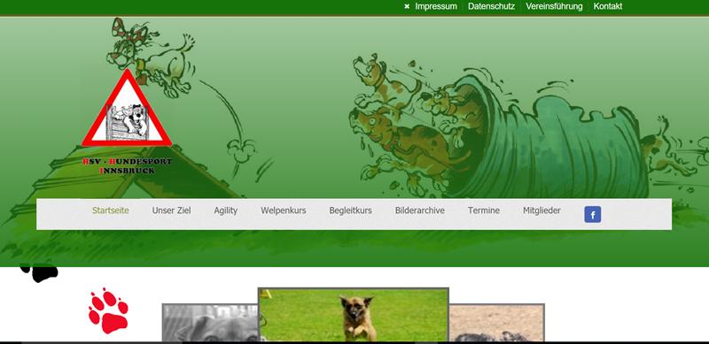 Joomla Veranstaltungskalender und Bildergalerien